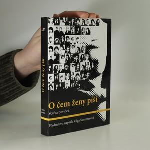 náhled knihy - O čem ženy píší. Sbírka povídek