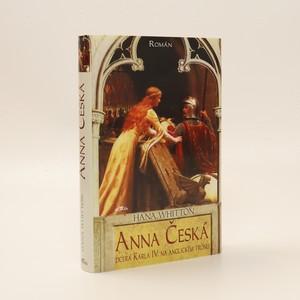 náhled knihy - Anna Česká : dcera Karla IV. na anglickém trůnu