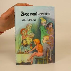 náhled knihy - Život není korektní