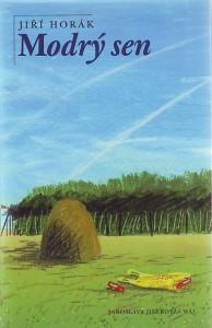 náhled knihy - Modrý sen