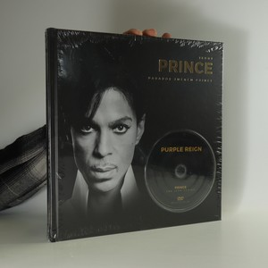 náhled knihy - Prince. Paradox jménem Prince (zabalená s CD)