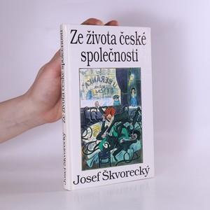 náhled knihy - Ze života české společnosti