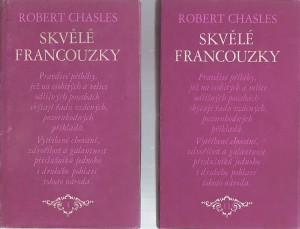 náhled knihy - Skvělé Francouzky I-II.