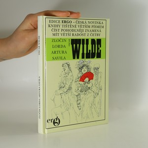náhled knihy - Zločin lorda Artura Savila