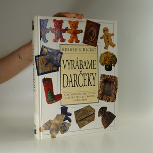 náhled knihy - Vyrábame darčeky (slovensky)