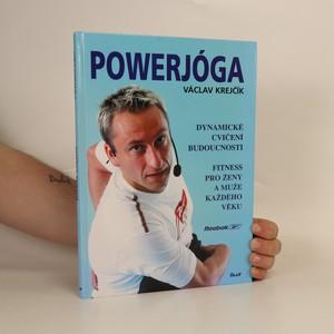 náhled knihy - Powerjóga : Dynamické cvičení budoucnosti