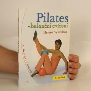 náhled knihy - Pilates - balanční cvičení
