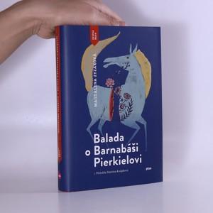 náhled knihy - Balada o Barnabáši Pierkielovi