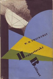 náhled knihy - Hoggartovský briliant. Román
