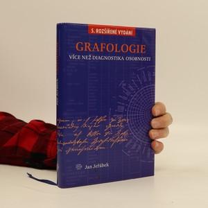 náhled knihy - Grafologie : více než diagnostika osobnosti