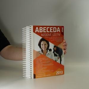 náhled knihy - Abeceda mzdové účetní 2013