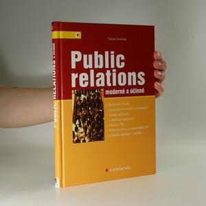 náhled knihy - Public relations moderně a účinně