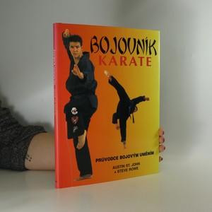 náhled knihy - Bojovník karate : průvodce bojovým uměním