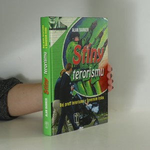 náhled knihy - Stíny terorismu : boj proti terorismu v Severním Irsku