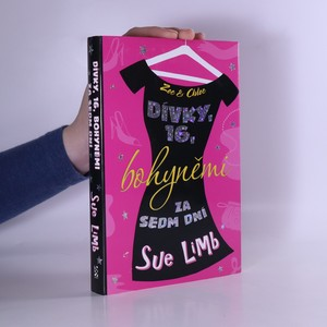 náhled knihy - Dívky, 16, bohyněmi za sedm dní