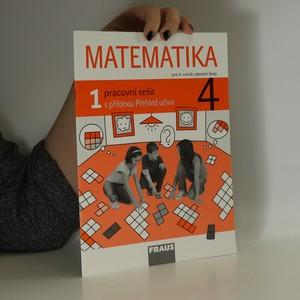 náhled knihy - Matematika 4: pracovní sešit 1 pro základní školy