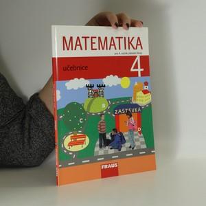 náhled knihy - Matematika 4 : učebnice pro základní školy