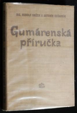 náhled knihy - Gumárenská příručka