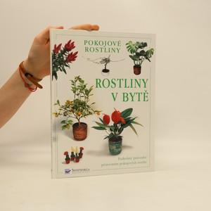 náhled knihy - Rostliny v bytě Pokojové rostliny