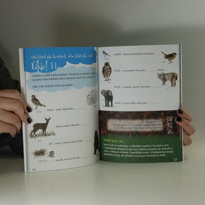 antikvární kniha Jazykové hrátky se zvířátky : pro děti, 2015