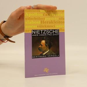náhled knihy - Nietzsche aneb Vášeň pro život