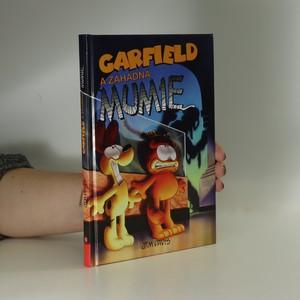náhled knihy - Garfield a záhadná mumie