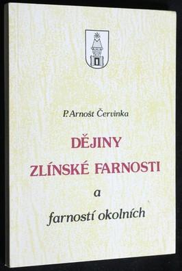 náhled knihy - Dějiny zlínské farnosti a farností okolních