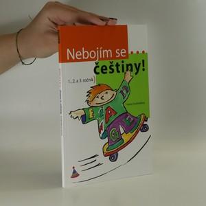 náhled knihy - Nebojím se... češtiny!