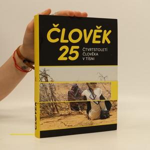 náhled knihy - Člověk 25. Čtvrtstoletí Člověka v tísni
