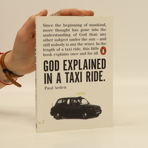 náhled knihy - God Explained In a Taxi Ride