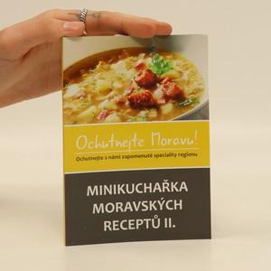 náhled knihy - Ochutnejte Moravu! Minikuchařka moravských receptů II