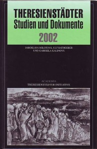 náhled knihy - Theresienstädter Studien und Dokumente 2002