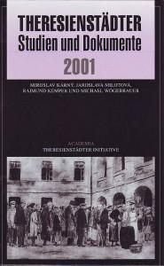 náhled knihy - Theresienstädter Studien und Dokumente 2001