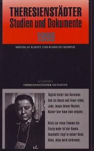 náhled knihy - Theresienstädter Studien und Dokumente 1999