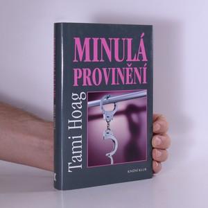 náhled knihy - Minulá provinění