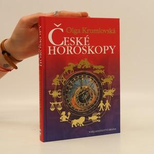 náhled knihy - České horoskopy