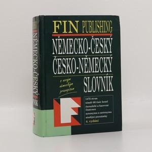 náhled knihy - Německo-český a česko-německý slovník