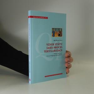 náhled knihy - Vznik státu jako proces sekularizace