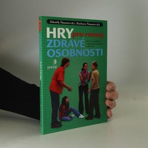 náhled knihy - Hry pro rozvoj zdravé osobnosti