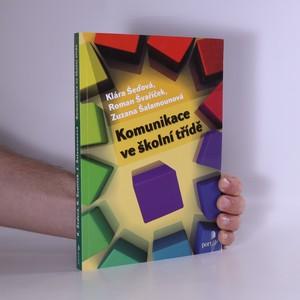 náhled knihy - Komunikace ve školní třídě
