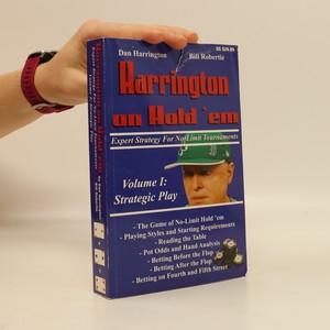 náhled knihy - Harrington on Hold 'em
