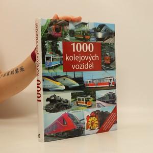 náhled knihy - 1000 kolejových vozidel
