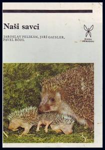 náhled knihy - Naši savci