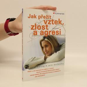 náhled knihy - Jak přežít vztek, zlost a agresi