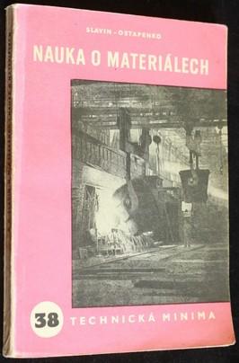 náhled knihy - Nauka o materiálech : příručka pro kovodělníky