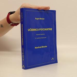 náhled knihy - Učebnica psychiatrie : vybrané kapitoly (slovensky)