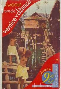 náhled knihy - Vesnice v džungli