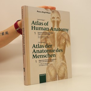 náhled knihy - Wolf-Heidegger's atlas of human anatomy = Wolf-Heideggers Atlas der Anatomie des Menschen . Vol.1 : Systemic anatomy, body wall, upper and lower limbs.
