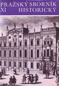 náhled knihy - Pražský sborník historický XI.