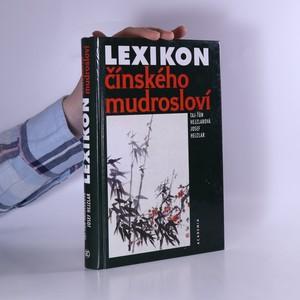 náhled knihy - Lexikon čínského mudrosloví